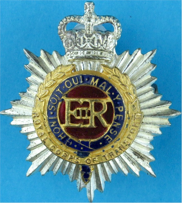 Army Officers' Cap Badges
